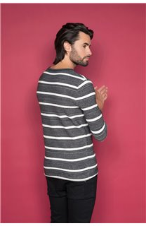Pull PULL GRANITO Homme W19330 (48962) - DEELUXE