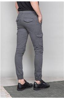 Pantalon PANTALON GARDIAN Homme W197019 (48987) - DEELUXE