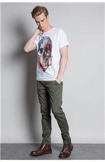 Pantalon PANTALON CORANTIN Homme W197029 (48995) - DEELUXE