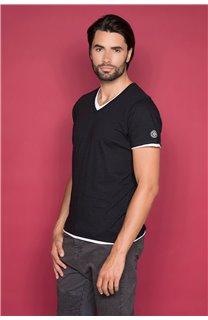 T-Shirt T-SHIRT LEGEND Homme W19199 (49074) - DEELUXE