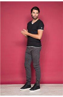 T-Shirt T-SHIRT LEGEND Homme W19199 (49075) - DEELUXE