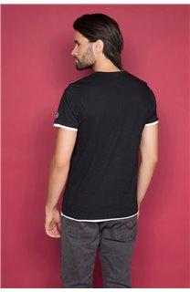 T-Shirt T-SHIRT LEGEND Homme W19199 (49077) - DEELUXE