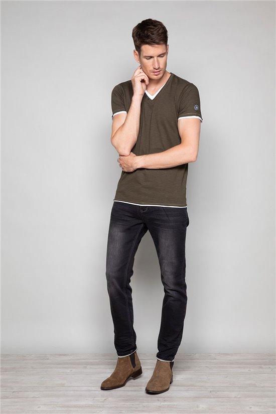 T-Shirt LEGEND Homme W19199 (49079) - DEELUXE