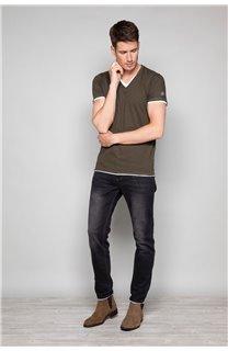 T-Shirt T-SHIRT LEGEND Homme W19199 (49080) - DEELUXE