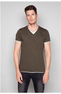 T-Shirt T-SHIRT LEGEND Homme W19199 (49081) - DEELUXE