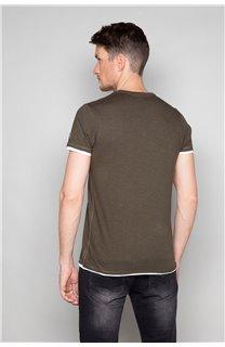 T-Shirt T-SHIRT LEGEND Homme W19199 (49082) - DEELUXE