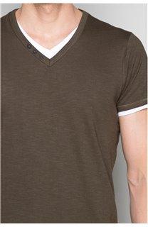 T-Shirt T-SHIRT LEGEND Homme W19199 (49083) - DEELUXE