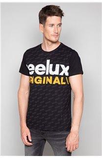 T-Shirt T-SHIRT KLEEF Homme W19198 (49089) - DEELUXE