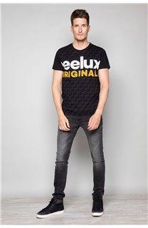 T-Shirt T-SHIRT KLEEF Homme W19198 (49090) - DEELUXE