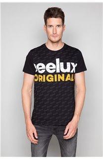 T-Shirt T-SHIRT KLEEF Homme W19198 (49091) - DEELUXE