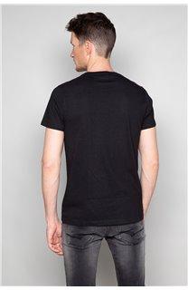 T-Shirt T-SHIRT KLEEF Homme W19198 (49092) - DEELUXE