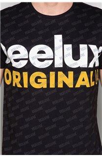 T-Shirt T-SHIRT KLEEF Homme W19198 (49093) - DEELUXE