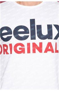 T-Shirt T-SHIRT KLEEF Homme W19198 (49098) - DEELUXE