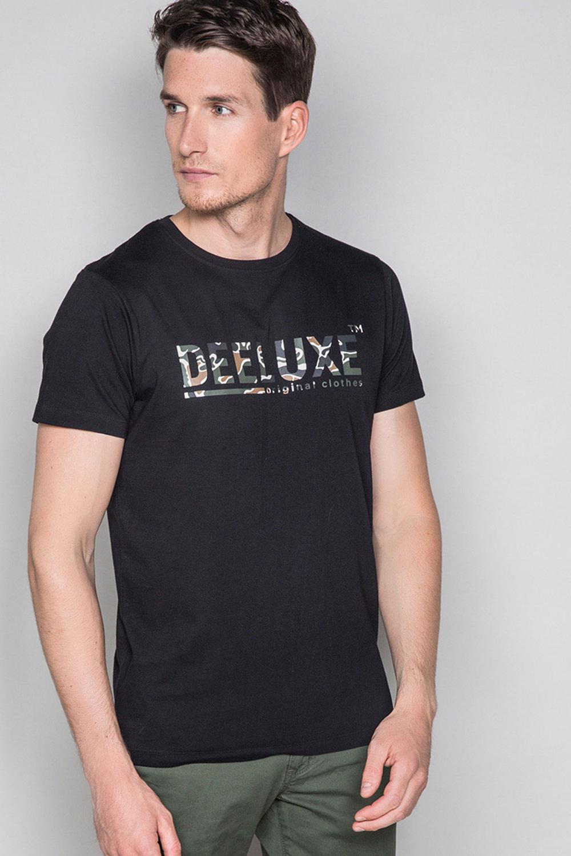 T-Shirt T-SHIRT LEON Homme W19131 (49124) - DEELUXE
