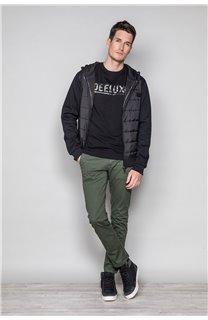 T-Shirt LEON Homme W19131 (49125) - DEELUXE