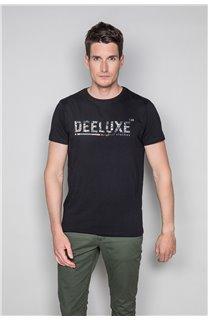 T-Shirt T-SHIRT LEON Homme W19131 (49126) - DEELUXE