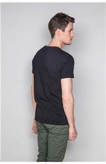 T-Shirt LEON Homme W19131 (49127) - DEELUXE