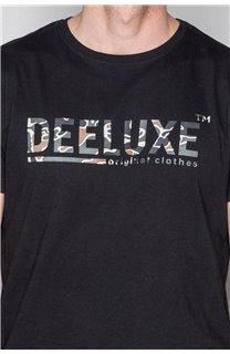 T-Shirt T-SHIRT LEON Homme W19131 (49128) - DEELUXE