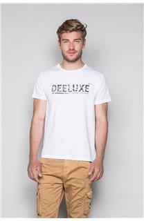 T-Shirt T-SHIRT LEON Homme W19131 (49129) - DEELUXE