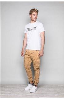 T-Shirt LEON Homme W19131 (49130) - DEELUXE