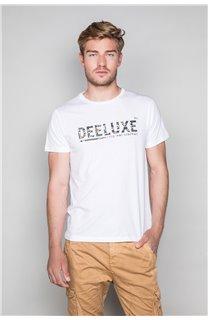 T-Shirt LEON Homme W19131 (49131) - DEELUXE