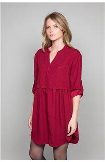 Robe Robe PRICIA Femme W19220W (49175) - DEELUXE