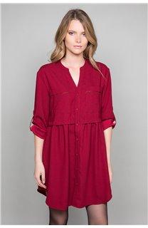 Robe Robe PRICIA Femme W19220W (49177) - DEELUXE