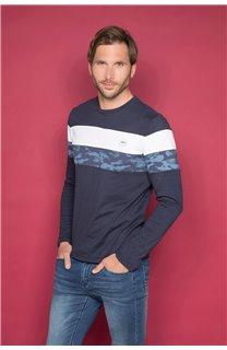 T-Shirt T-SHIRT WICKED Homme W19185 (49200) - DEELUXE