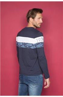 T-Shirt T-SHIRT WICKED Homme W19185 (49201) - DEELUXE