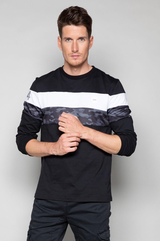 T-Shirt T-SHIRT WICKED Homme W19185 (49203) - DEELUXE