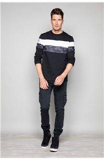 T-Shirt T-SHIRT WICKED Homme W19185 (49204) - DEELUXE