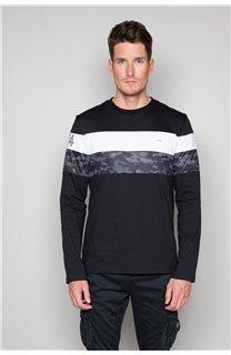 T-Shirt T-SHIRT WICKED Homme W19185 (49205) - DEELUXE