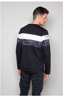 T-Shirt T-SHIRT WICKED Homme W19185 (49206) - DEELUXE