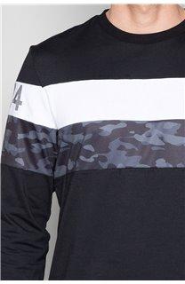 T-Shirt T-SHIRT WICKED Homme W19185 (49207) - DEELUXE