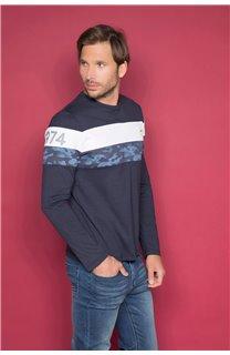 T-Shirt T-SHIRT WICKED Homme W19185 (49208) - DEELUXE