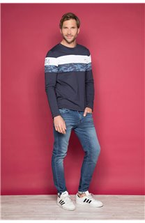 T-Shirt T-SHIRT WICKED Homme W19185 (49209) - DEELUXE