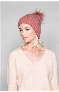 Bonnet Bonnet MINESSOTA Femme W19933W (49255) - DEELUXE