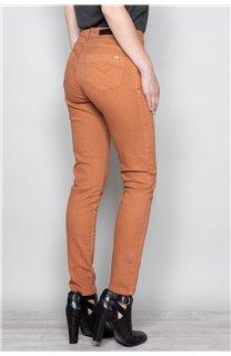 Pantalon PANTALON PIME Femme W19729W (49260) - DEELUXE