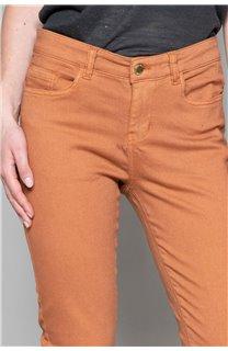 Pantalon PANTALON PIME Femme W19729W (49261) - DEELUXE