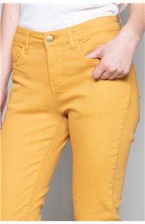 Pantalon PANTALON PIME Femme W19729W (49266) - DEELUXE