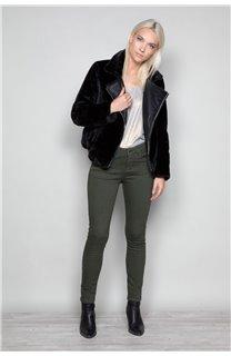 Pantalon PANTALON PIME Femme W19729W (49267) - DEELUXE