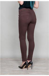 Pantalon PANTALON PIME Femme W19729W (49275) - DEELUXE