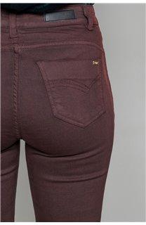 Pantalon PANTALON PIME Femme W19729W (49276) - DEELUXE