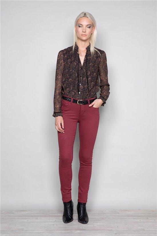 Pantalon PANTALON PIME Femme W19729W (49277) - DEELUXE