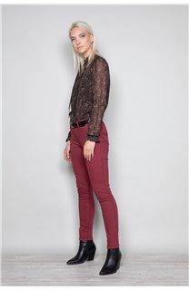 Pantalon PANTALON PIME Femme W19729W (49278) - DEELUXE