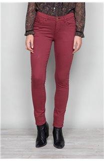 Pantalon PANTALON PIME Femme W19729W (49279) - DEELUXE