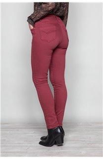 Pantalon PANTALON PIME Femme W19729W (49280) - DEELUXE