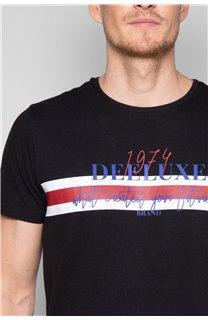 T-Shirt T-SHIRT DRAKE Homme W19142 (49310) - DEELUXE