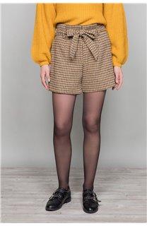Short Short ODETTE Femme W19702W (49403) - DEELUXE
