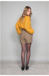 Short Short ODETTE Femme W19702W (49404) - DEELUXE